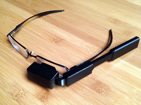 Raspberry Pi glasses and the rise of DIY wearables | ZDNet | Arduino, Netduino, Rasperry Pi! | Scoop.it