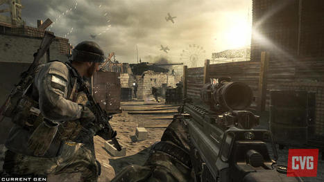 News: CoD: Ghosts reviews split over Xbox One Vs PS4 comparisons - ComputerAndVideoGames.com | XboxOne | Scoop.it