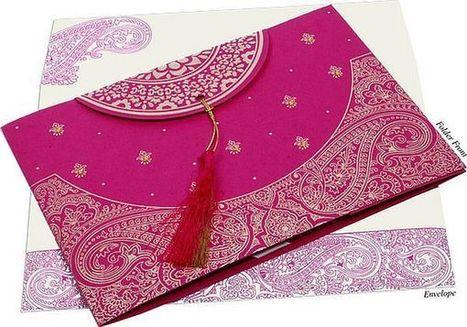 Themed Hindu wedding cards: | Hindu Wedding Cards | Scoop.it