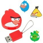Angry Birds Flash Drives: No The Blue One Doesn't Split and Store 3x More Data | Angry Birds | Scoop.it