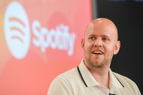 Spotify races to strike deals with labels ahead of IPO | Musicbiz | Scoop.it