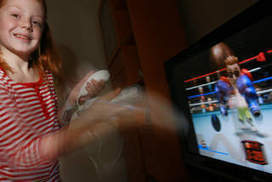 Gaming consoles double the weight loss for obese kids | Gaming and its future | Scoop.it