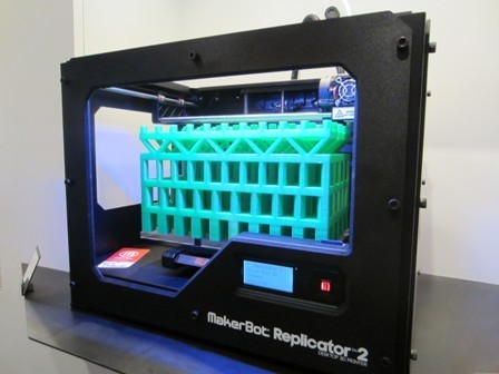 MakerBot Academy Promotes 3D Printers in the Classroom -- THE Journal | Into the Driver's Seat | Scoop.it