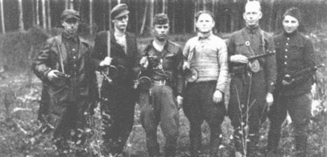 Jewish Partisans | Holocaust Resistance Movements | Scoop.it