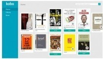 Kobo Launches Its e-Reading App for Windows 8 Devices - Morning News USA | Mobile Tablet Innovation | Scoop.it