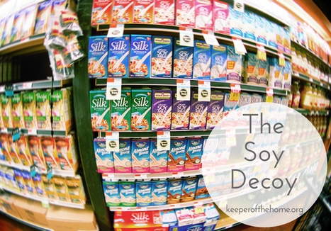 The Soy Decoy: Why Soy is Not a Health Food | Nutrient Dense foods | Scoop.it