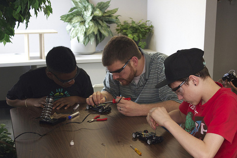Introducing Young Makers to Arduino | Maker Stuff | Scoop.it