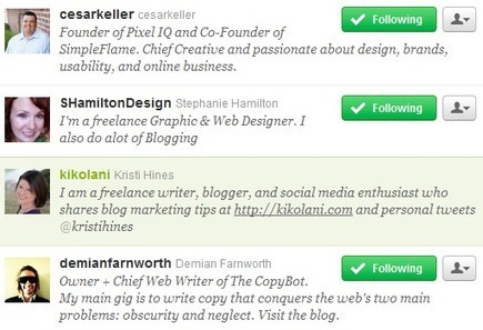 15 Sites That Help You Use Your Twitter Profile for Link Building | Link Building and Linkers | Scoop.it