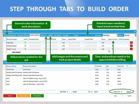 Benefits of Invoice software   Service Management Apps   Scoop.it