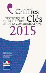 Chiffres clés 2015 - Études et statistiques - Ministère de la Culture et de la Communication | MusIndustries | Scoop.it
