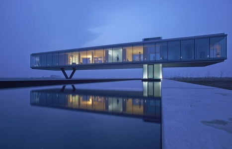 Villa Kogelhof | JUST ARCHITECTURE | Scoop.it