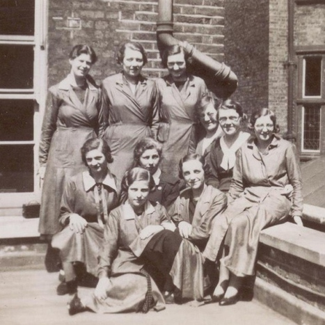 The humble shopgirls who were the pioneers of their day - Dr Pamela Cox fronts new TV show charting history of life behind the counter | ESRC press coverage | Scoop.it