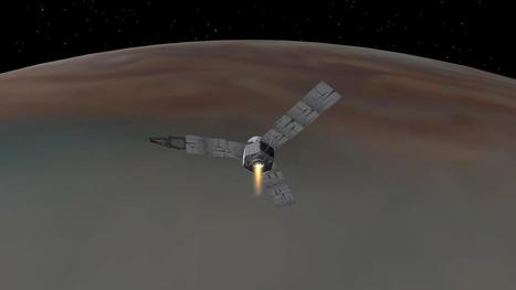 #Juno ready for another flyby -  This time with its scientific eyes wide open #astronomy | Limitless learning Universe | Scoop.it