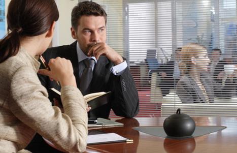 6 formes d'entretien de recrutement (suite) | CV, lettre de motivation, entretien d'embauche | Scoop.it