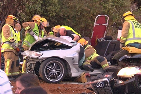 Police: speed, alcohol to blame for Tamaki Dr crash - 3News NZ | Drugs and Alcohol in NZ Society | Scoop.it