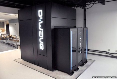 D-Wave: Is $15m machine a glimpse of future computing? | Science | Scoop.it