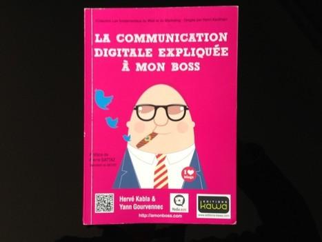 ET SI VOUS EXPLIQUIEZ LA COMMUNICATION DIGITALE A VOTRE BOSS ? | Communication institutionnelle et réseaux sociaux | Scoop.it
