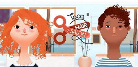 Toca Hair Salon 2 v1.0.2 APK Free Download | Lol | Scoop.it