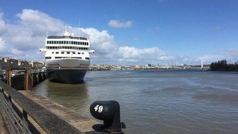 Bordeaux, 2ème port croisiériste de la façade Atlantique | Bordeaux, la vie du fleuve | Scoop.it