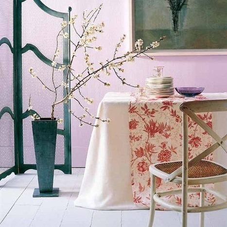 15 Floral Arrangements with Flowering Branches, Spiring Home Decorating Ideas   Designing Interiors   Scoop.it