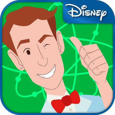 Bill Nye The Science Guy | Educational Apps | Scoop.it
