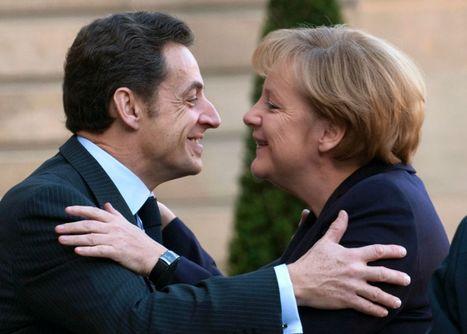 Sarkozy-Merkel: un homme, eine Frau   Slate   Union Européenne, une construction dans la tourmente   Scoop.it