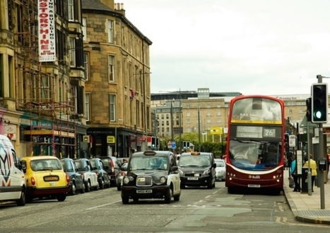 Roadworks hell for Haymarket and Gogar traffic | Today's Edinburgh News | Scoop.it