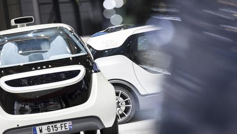 Bordeaux accueillera en octobre la rivale française de la Google Car, la Link and Go d'Akka Technologies | 2020, 2030, 2050 | Scoop.it