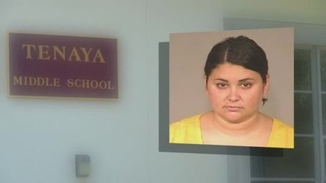 Fresno teacher arrested for inappropriate relationship with student - YourCentralValley.com | The Student Union | Scoop.it
