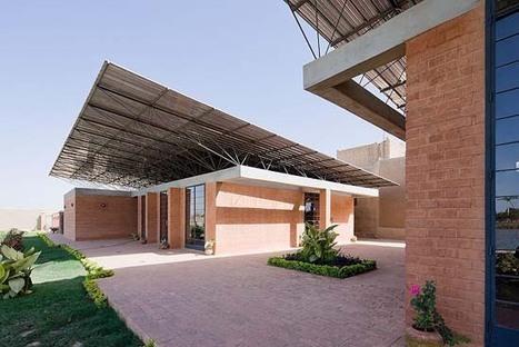 Centre de l'Architecture de Terre, par Francis Diébédo Kere | Architecture pour tous | Scoop.it