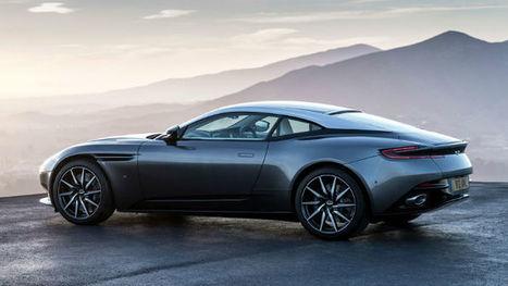 2017 Aston Martin DB11 | cars | Scoop.it