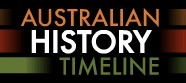 Australian History Timeline | Road to Federation | Scoop.it