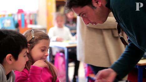 Miguel Gomes vai pôr crianças a pintar o PÚBLICO [Vídeo]   Educação, Media e Cidadania   Scoop.it