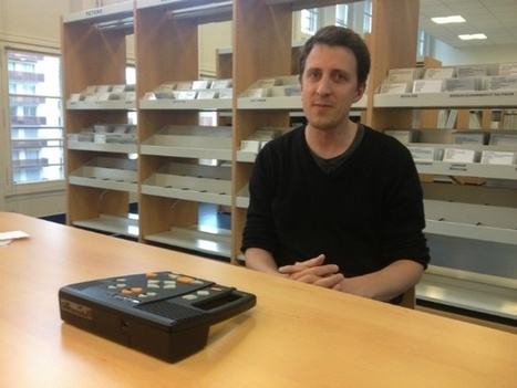 « Eole », une bibliothèque numérique de livres ...   bibliothèque et handicap   Scoop.it