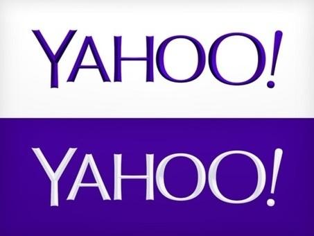 Yahoo! a donc dévoilé son nouveau logo   graphisme-webdesign   Scoop.it