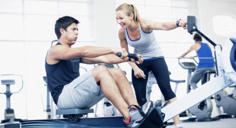 Why I Gladly 'Waste' Money to Work Out With a Personal Trainer - DailyFinance | Physical Fitness | Scoop.it