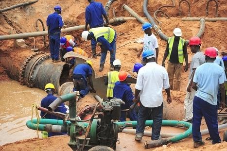 Pénurie d'eau potable à Dakar et ses environs - Un ingénieur de la ... - DakarActu | CDI RAISMES - MA | Scoop.it