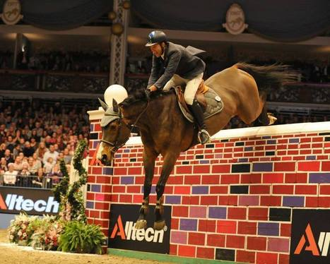 Puissance Londres : Moneta passe les 2m ! - Equidia Life | Equestrian Social Media | Scoop.it