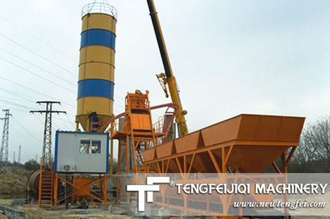 Rent a brief introduction of concrete mixing station | Mobile Concrete Mixing Plant | Scoop.it
