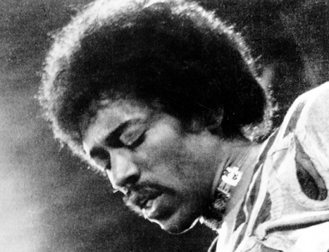 Jimi Hendrix's work remains in progress | SebasIV's Recording Arts | Scoop.it