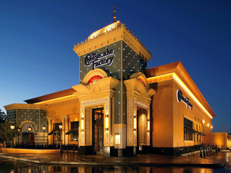 Cheesecake Factory, IBM Team Up To Crack The Code Of Customer Bliss : NPR | Jennifer Brower :: Naperville, IL :: Let's Discuss The Wonderful World of Cheese! | Scoop.it