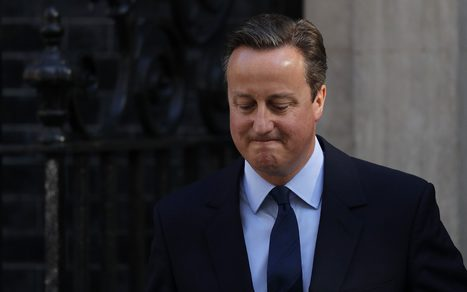 David Cameron is turning his back on Parliament just as it starts to matter again   welfare benefits   Scoop.it