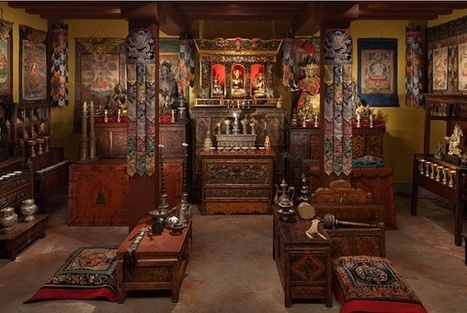 Rubin Museum turns to crowdfunding to expand Buddhist shrine room | Museums and emerging technologies | Scoop.it