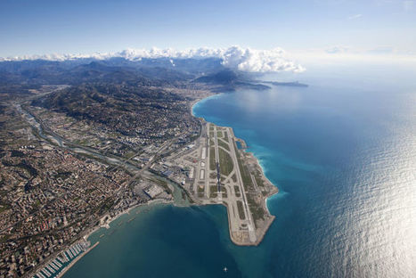 Carbon neutral status for Nice airport | Riviera Insider | International Lifestyle: People, Places and more.. | Scoop.it