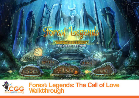 Forest Legends: The Call of Love Walkthrough: From CasualGameGuides.com | Casual Game Walkthroughs | Scoop.it