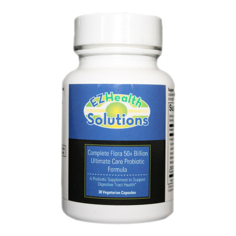 Ultimate flora 50 billion - Best probiotic supplement | Digestive Supplements | Scoop.it
