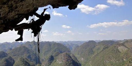 Les derniers sauvages de l'escalade (1/3) | Sports de montagne | Scoop.it