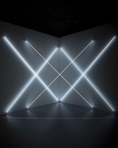 François Morellet, mort d'un éclaireur | Art contemporain et culture | Scoop.it