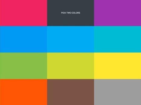 Material Palette - Material Design Color Palette Generator | UX-UI design | Scoop.it