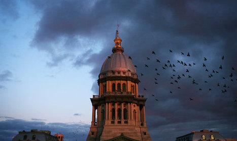 Illinois credit rating worst in the nation after downgrade | Gov & Law - Tim Entgelmeier | Scoop.it